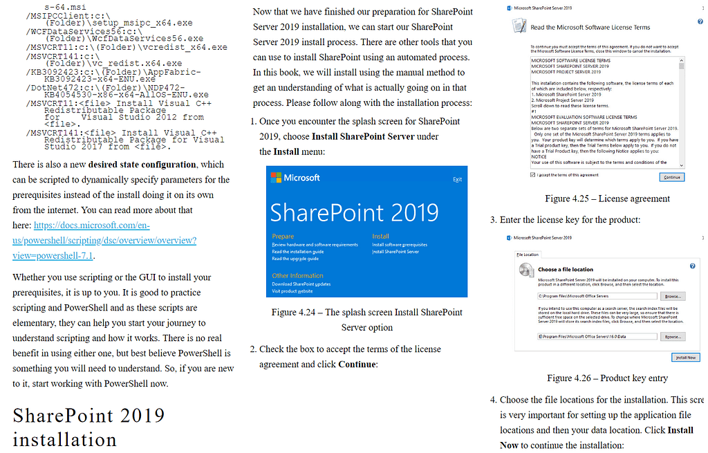 فصل 4 کتاب Implementing Microsoft SharePoint 2019