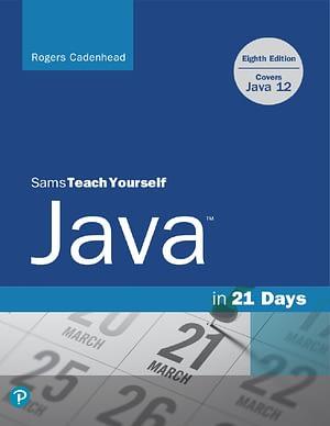 کتاب Sams Teach Yourself Java in 21 Days