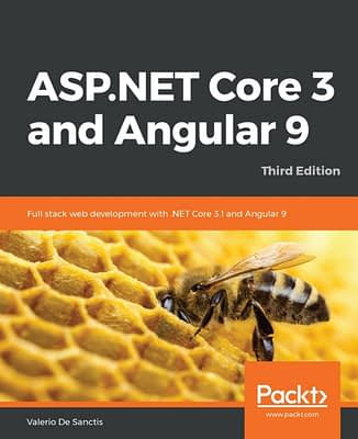 کتاب ASP.NET Core 3 and Angular 9