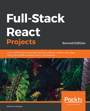 کتاب Full-Stack React Projects