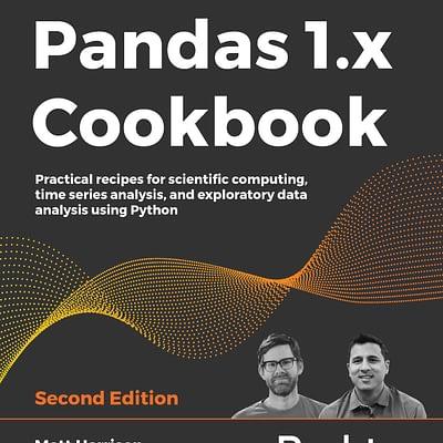 کتاب Pandas Cookbook