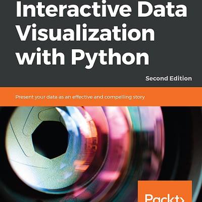 کتاب Interactive Data Visualization with Python