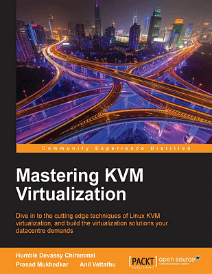 کتاب Mastering KVM Virtualization