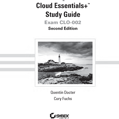 کتاب CompTIA Cloud Essentials+ Study Guide
