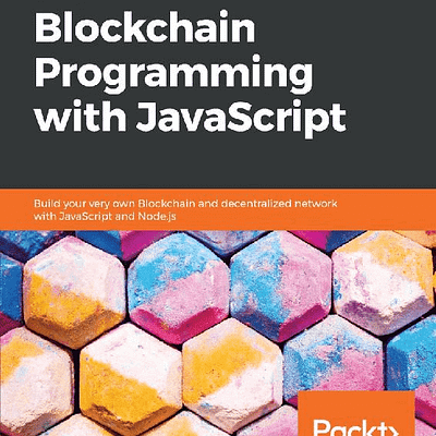 کتاب Learn Blockchain Programming with JavaScript