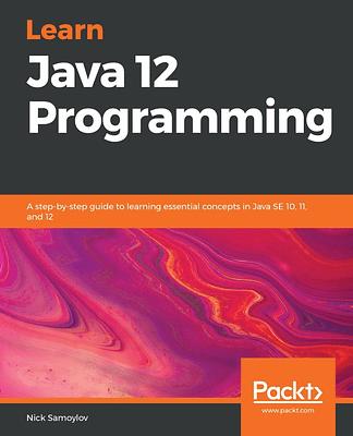 دانلود کتاب Learn Java 12 Programming