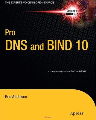 کتاب Pro DNS and BIND 10