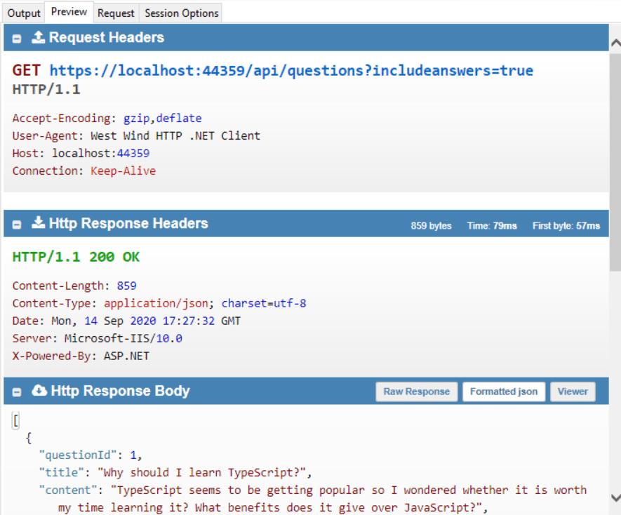 فصل 10 کتاب ASP.NET Core 5 and React