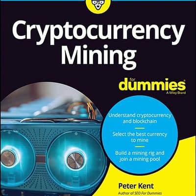 کتاب Cryptocurrency Mining for dummies