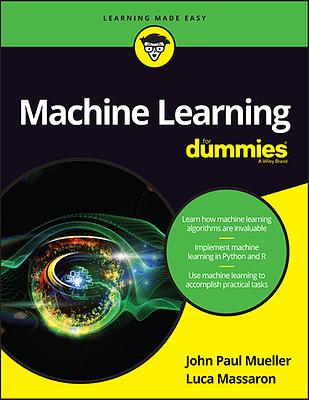 کتاب Machine Learning for dummies