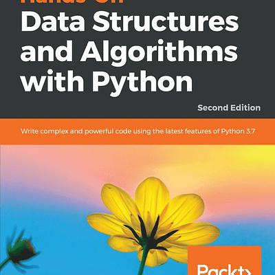 کتاب آموزش ساختار داده و الگوریتم با پایتون