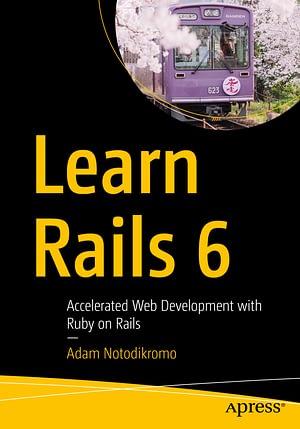 کتاب Learn Rails 6