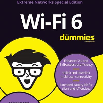 کتاب Wi-Fi 6 for dummies