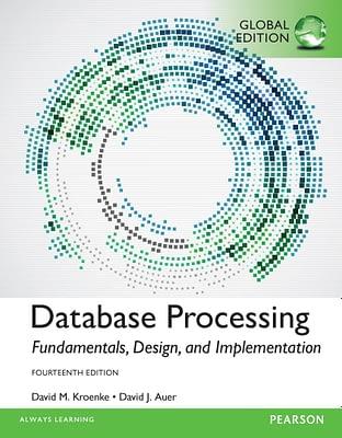 کتاب Database Processing