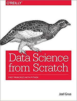 کتاب Data Science from Scratch
