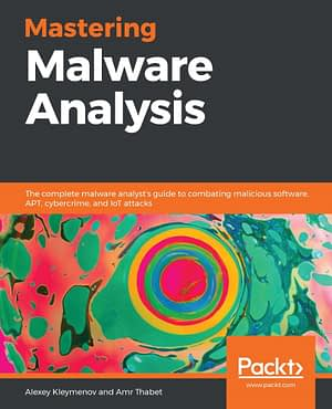 کتاب Mastering Malware Analysis
