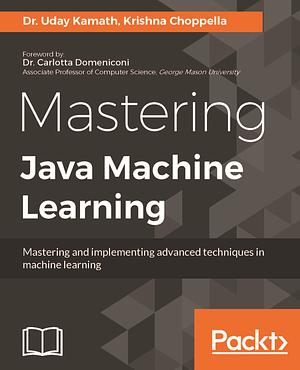 کتاب Mastering Java Machine Learning