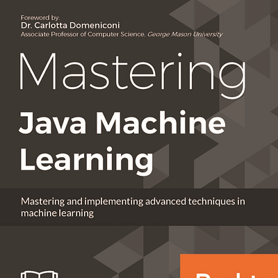 کتاب Mastering Java Machine Learning