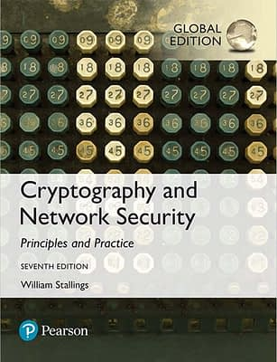 کتاب Cryptography and Network Security