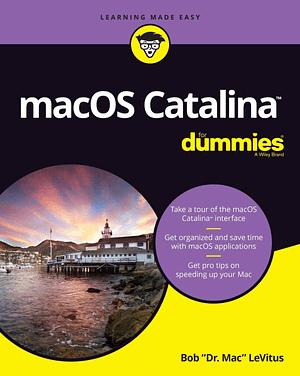 کتاب macOS Catalina for Dummies
