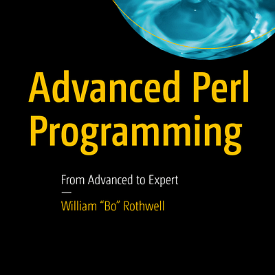 کتاب Advanced Perl Programming