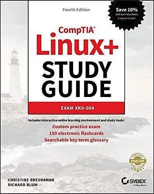 کتاب Linux+ Study Guide