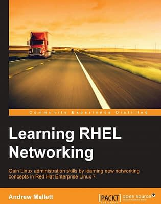 کتاب Learning RHEL Networking