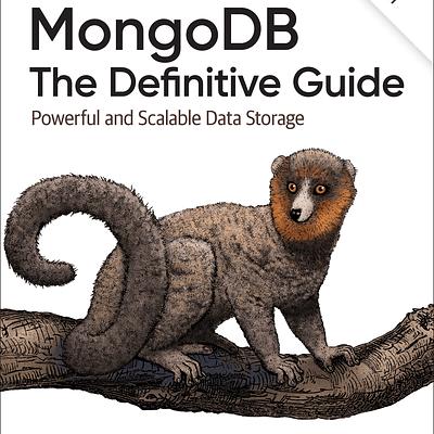 کتاب MongoDB The Definitive Guide