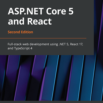 کتاب ASP.NET Core 5 and React