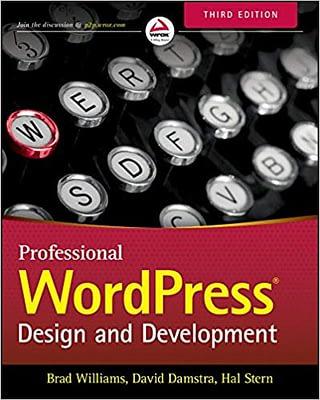 کتاب WordPress Design and Development