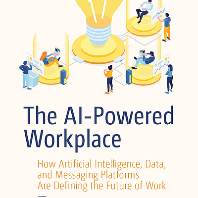 کتاب The AI-Powered Powered Workplace