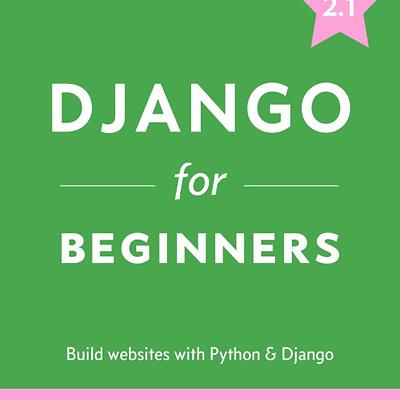 کتاب Django for Beginners