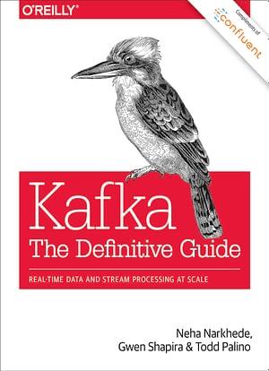 کتاب Kafka The Definitive Guide