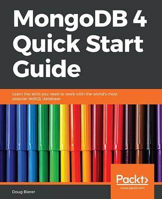 کتاب MongoDB 4 Quick Start Guide