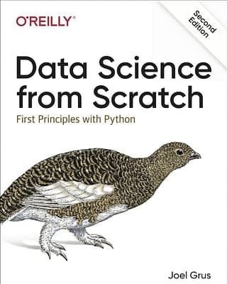 کتاب Data Science from Scratch Second Edition