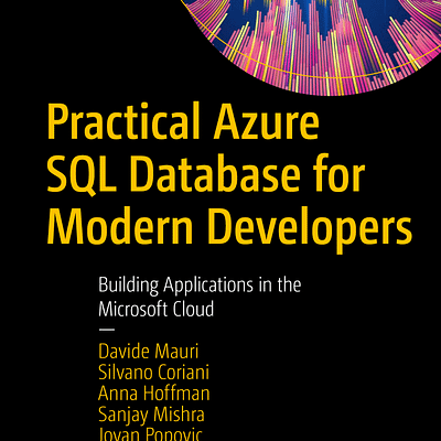 کتاب Practical Azure SQL Database for Modern Developers