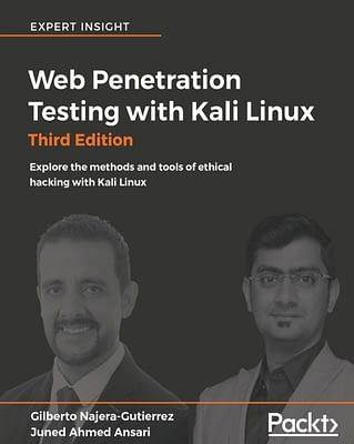 کتاب Web Penetration Testing with Kali Linux