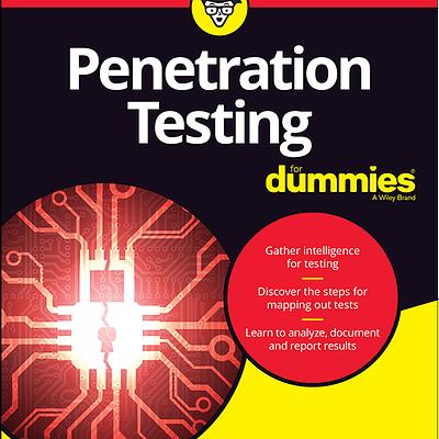 کتاب Penetration Testing For Dummies