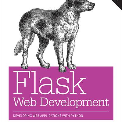 کتاب Flask Web Development