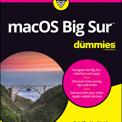 کتاب macOS Big Sur for dummies