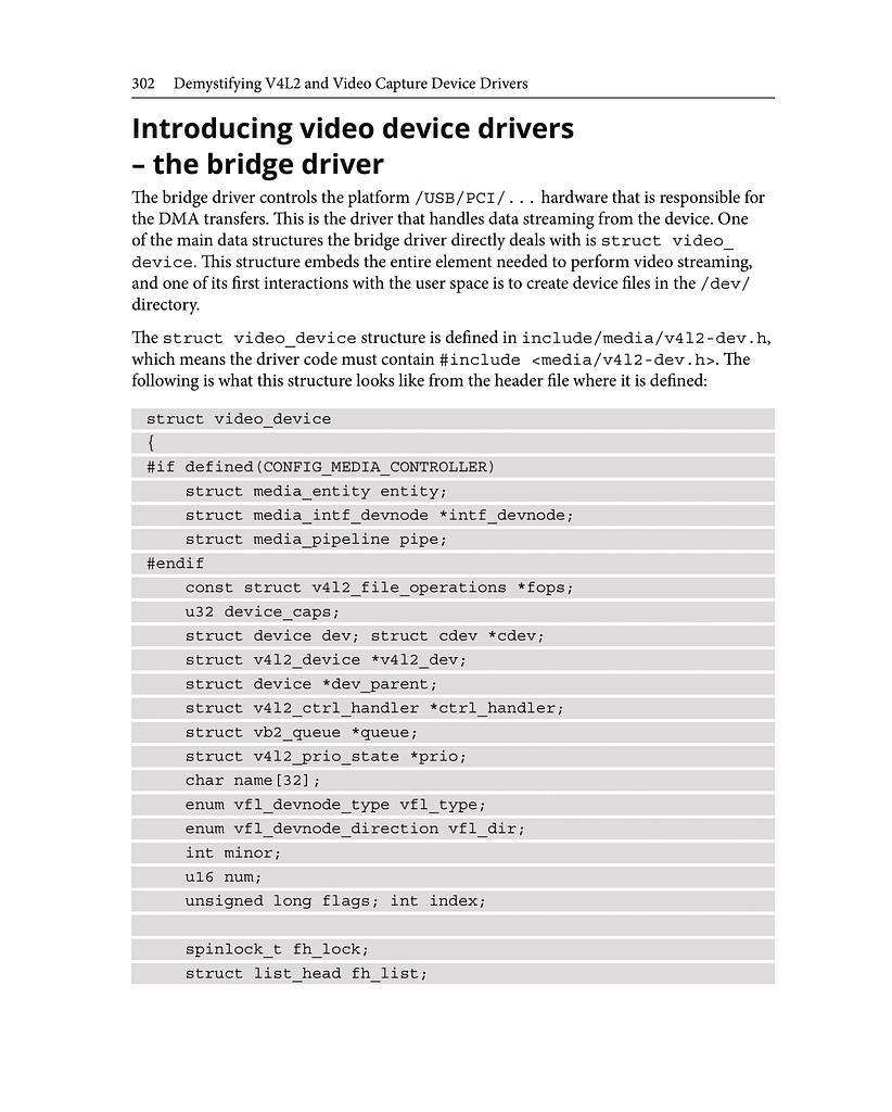 فصل 7 کتاب Mastering Linux Device Driver Development