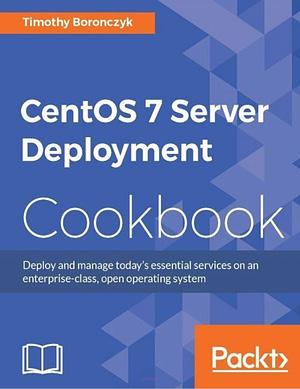 دانلود کتاب CentOS 7 Server Deployment Cookbook