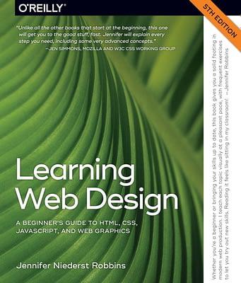 کتاب Learning Web Design