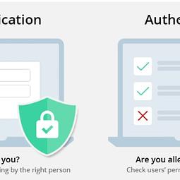 تفاوت احراز هویت در مقابل مجوز (Authentication vs Authorization)