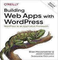 کتاب Building Web Apps with WordPress