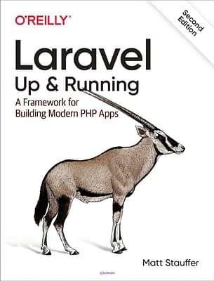 دانلود کتاب Laravel Up & Running