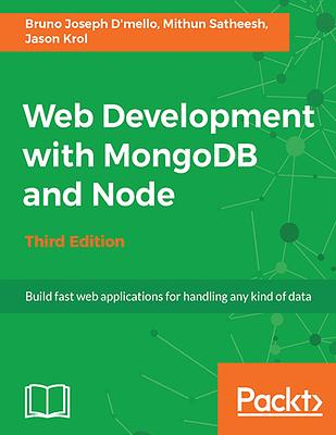 کتاب Web Development with MongoDB and Node