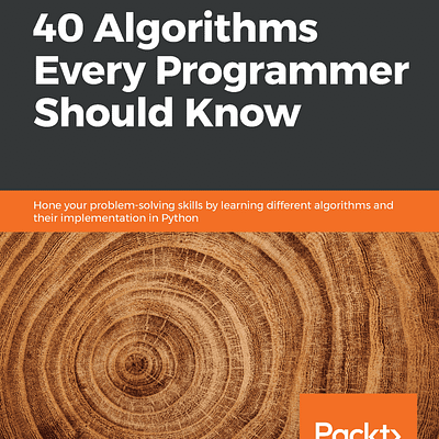 کتاب 40 Algorithms Every Programmer Should Know